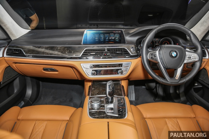 G12 BMW 7 Series plug-in hybrid officially introduced in Malaysia – 740Le xDrive, locally-assembled, RM599k Image #648152