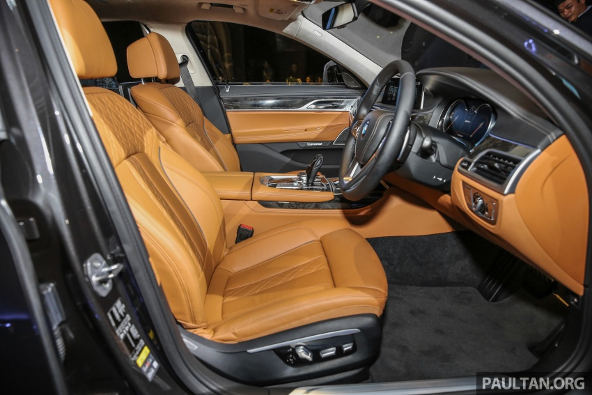 G12 BMW 7 Series plug-in hybrid officially introduced in Malaysia – 740Le xDrive, locally-assembled, RM599k Image #648174