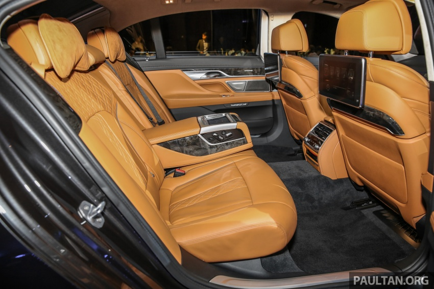 G12 BMW 7 Series plug-in hybrid officially introduced in Malaysia – 740Le xDrive, locally-assembled, RM599k Image #648179