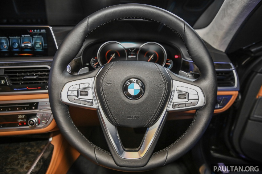 G12 BMW 7 Series plug-in hybrid officially introduced in Malaysia – 740Le xDrive, locally-assembled, RM599k Image #648153