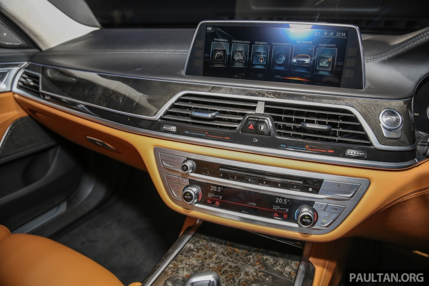 G12 BMW 7 Series plug-in hybrid officially introduced in Malaysia – 740Le xDrive, locally-assembled, RM599k Image #648155