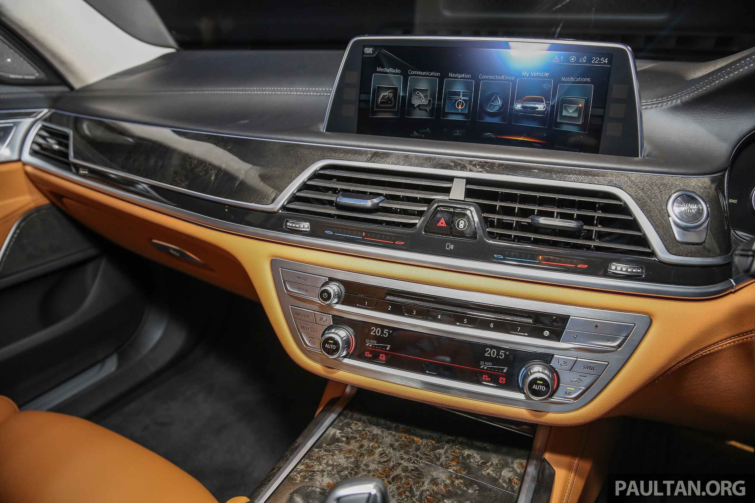 G12 Bmw 7 Series Plug In Hybrid Officially Introduced In Malaysia 740le Xdrive Locally
