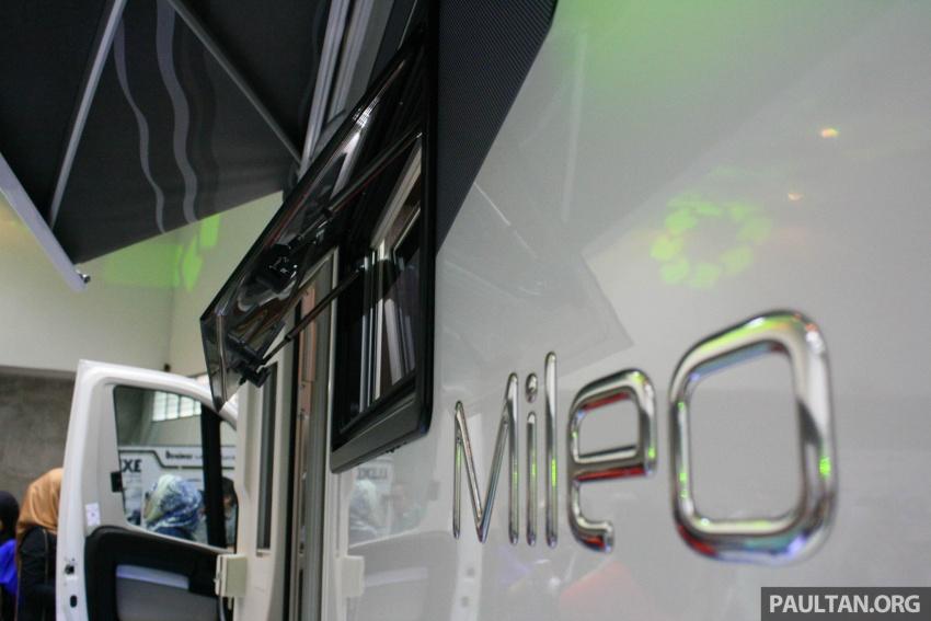 Benimar Mileo motorhome kini dipasarkan di Malaysia  – 13 model karavan, harga bermula RM609k Image #648652