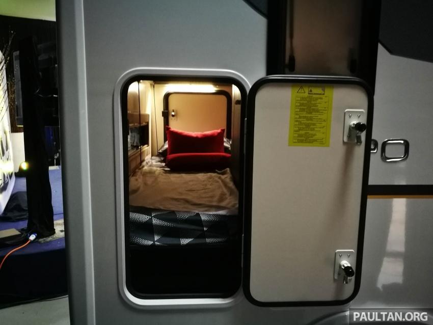 Benimar Mileo motorhome kini dipasarkan di Malaysia  – 13 model karavan, harga bermula RM609k Image #648655