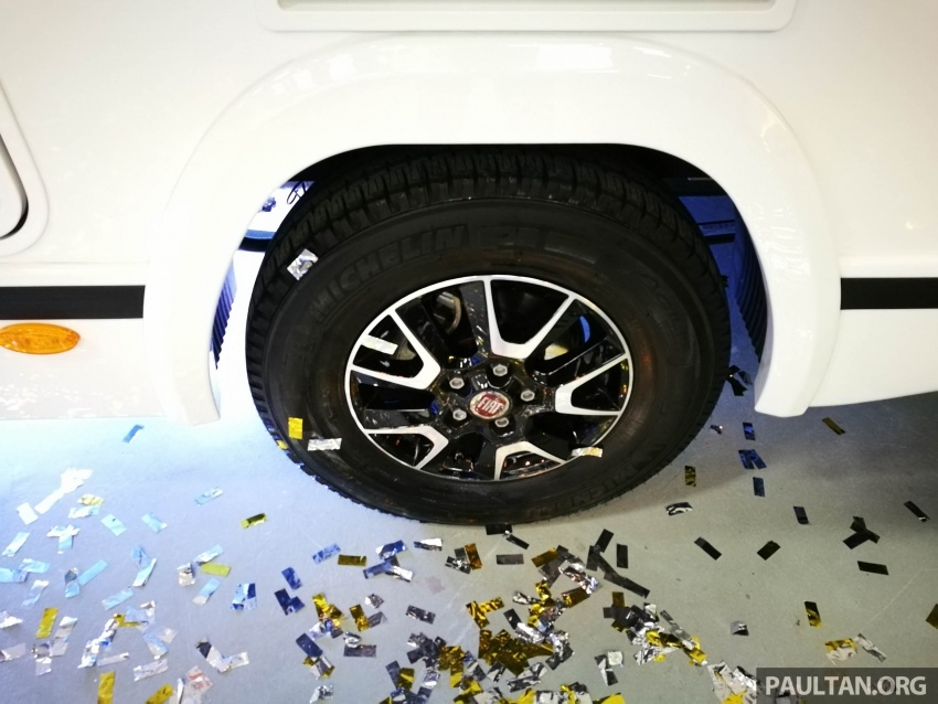 Benimar Mileo motorhome kini dipasarkan di Malaysia  – 13 model karavan, harga bermula RM609k Image #648644