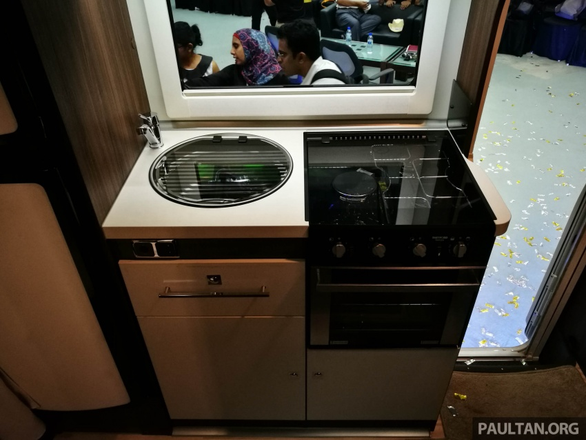 Benimar Mileo motorhomes in Malaysia, from RM609k – 13 caravan models available, sleeps up to six Image #648328