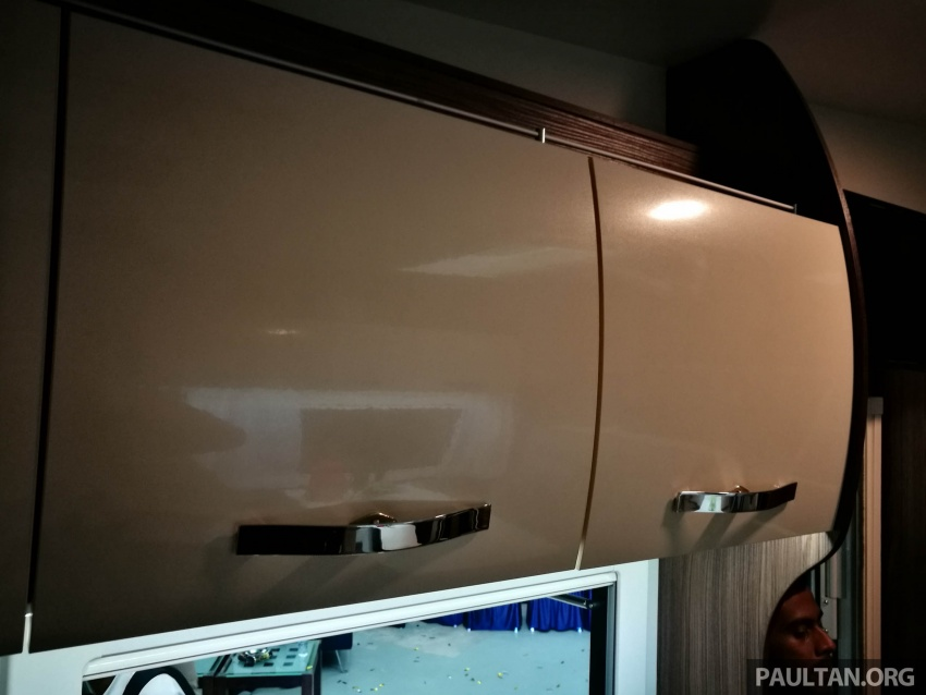 Benimar Mileo motorhomes in Malaysia, from RM609k – 13 caravan models available, sleeps up to six Image #648329