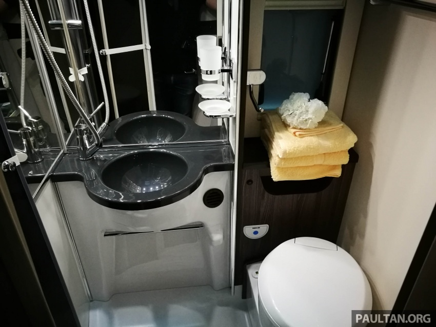 Benimar Mileo motorhome kini dipasarkan di Malaysia  – 13 model karavan, harga bermula RM609k Image #648685