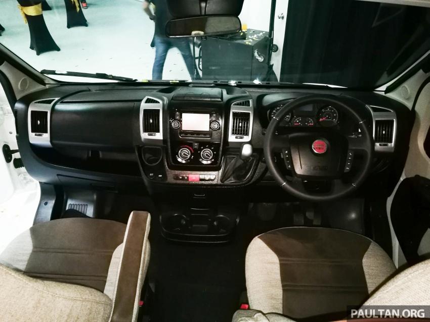 Benimar Mileo motorhome kini dipasarkan di Malaysia  – 13 model karavan, harga bermula RM609k Image #648693