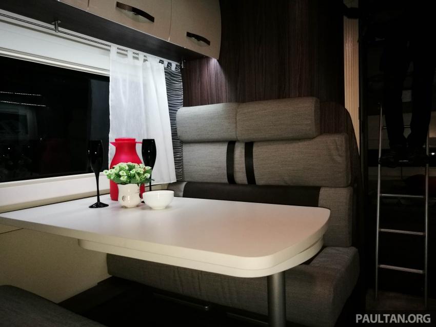 Benimar Mileo motorhome kini dipasarkan di Malaysia  – 13 model karavan, harga bermula RM609k Image #648697