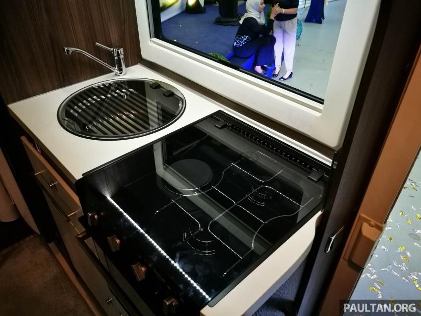 Benimar Mileo motorhome kini dipasarkan di Malaysia  – 13 model karavan, harga bermula RM609k Image #648720