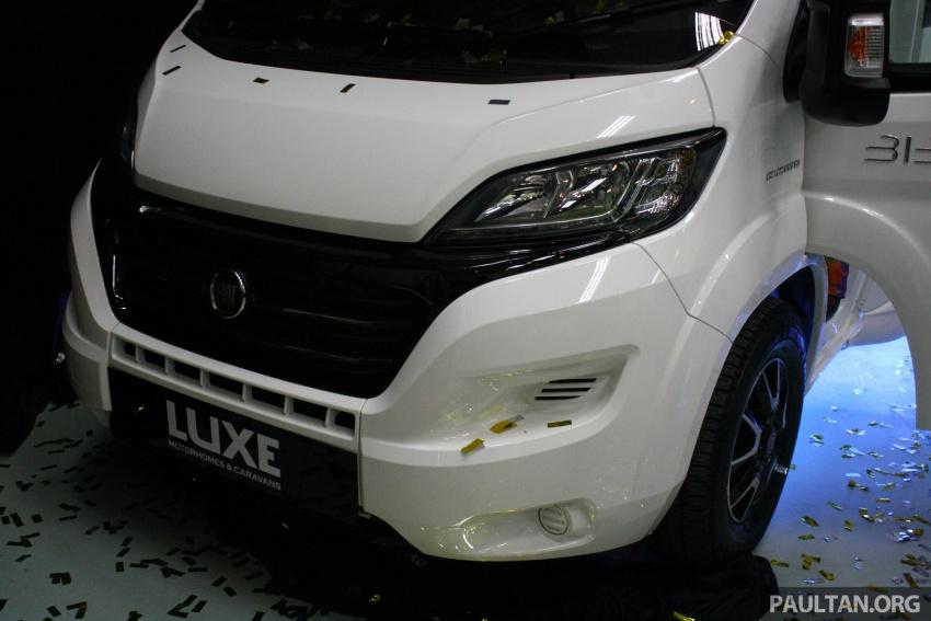 Benimar Mileo motorhome kini dipasarkan di Malaysia  – 13 model karavan, harga bermula RM609k Image #648647