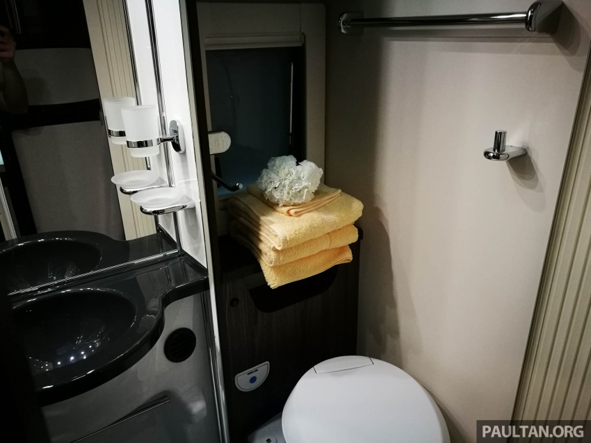 Benimar Mileo motorhomes in Malaysia, from RM609k – 13 caravan models available, sleeps up to six Image #648378