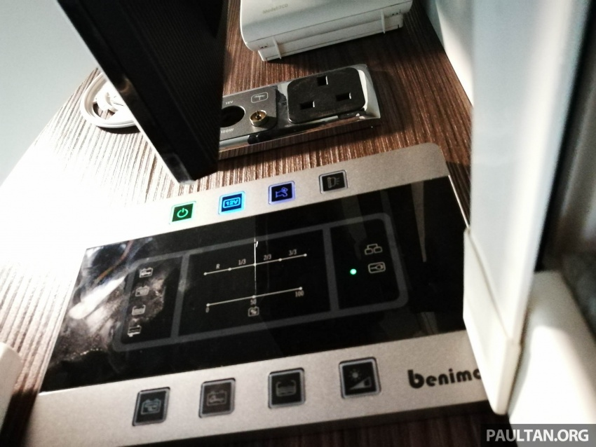 Benimar Mileo motorhomes in Malaysia, from RM609k – 13 caravan models available, sleeps up to six Image #648415