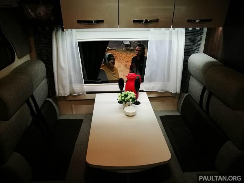 Benimar Mileo motorhome kini dipasarkan di Malaysia  – 13 model karavan, harga bermula RM609k Image #648755