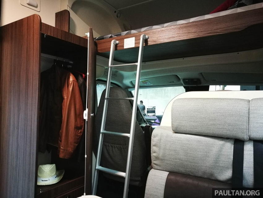 Benimar Mileo motorhomes in Malaysia, from RM609k – 13 caravan models available, sleeps up to six Image #648422