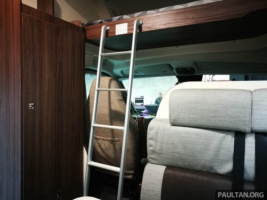 Benimar Mileo motorhomes in Malaysia, from RM609k – 13 caravan models available, sleeps up to six Image #648428