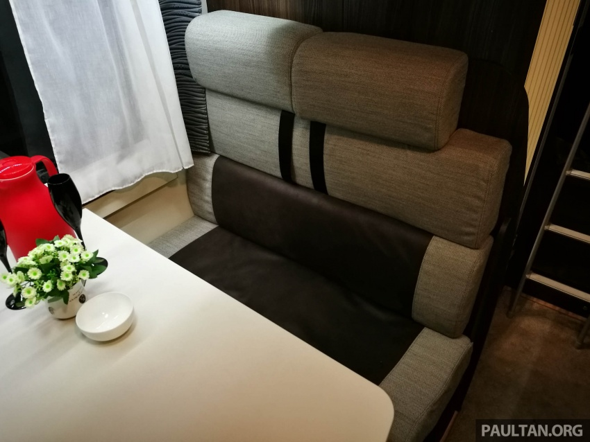 Benimar Mileo motorhomes in Malaysia, from RM609k – 13 caravan models available, sleeps up to six Image #648441