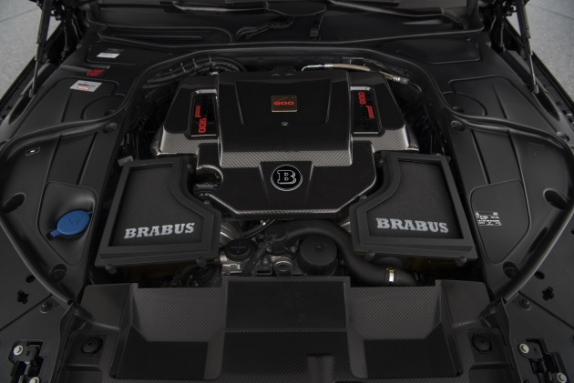 brabus rocket 900 - maybach gets 1,500 nm of torque