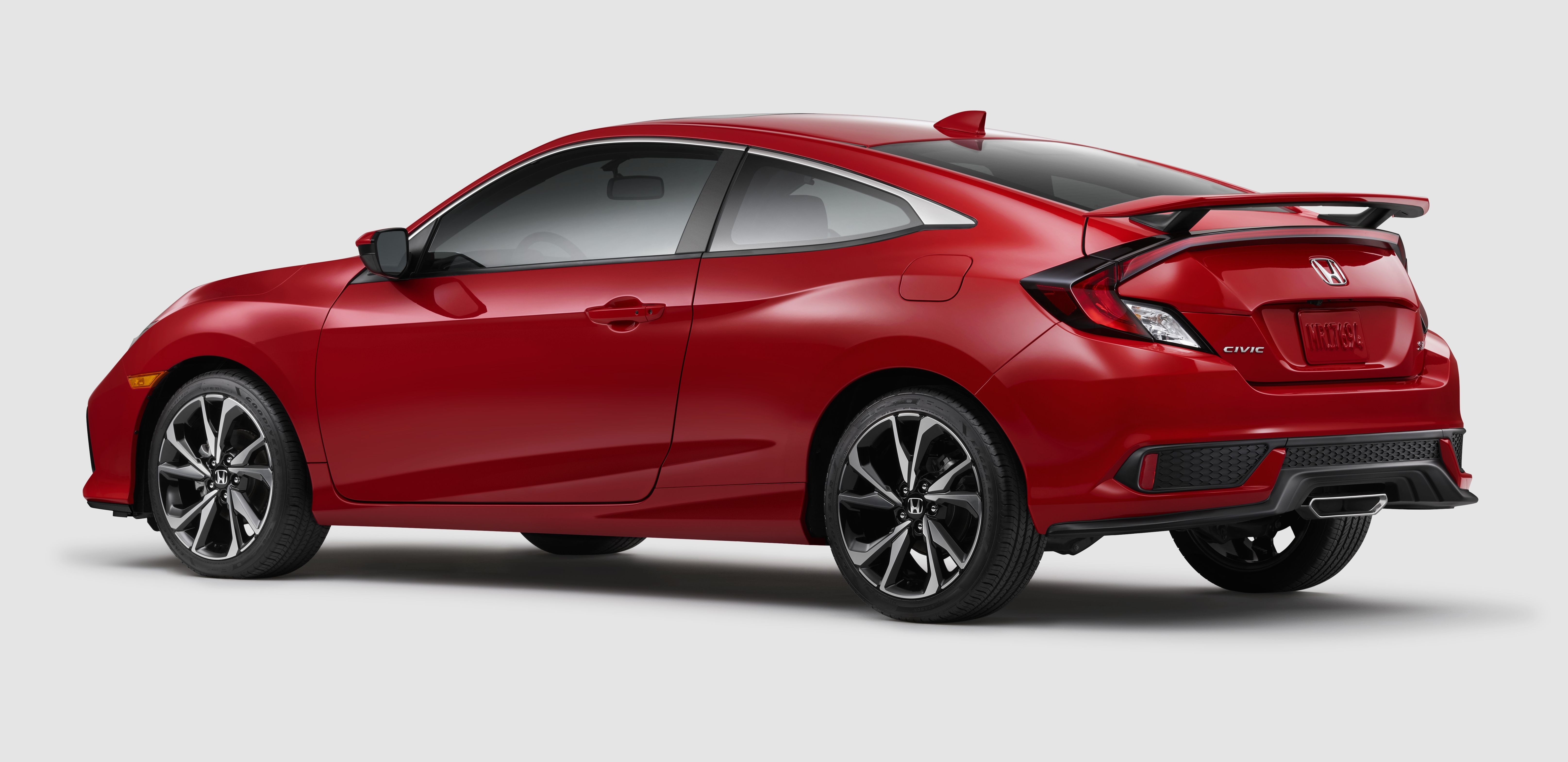 Honda civic si coupe dan sedan diperkenalkan di amerika for 2017 honda civic si turbo
