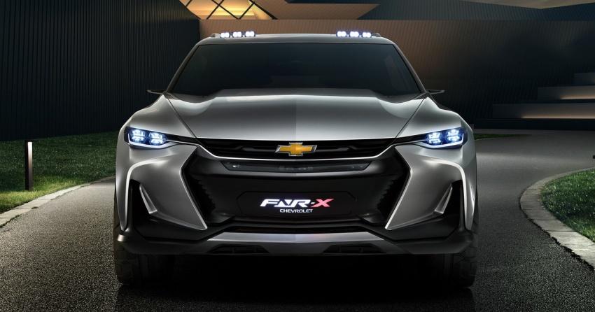 Chevrolet FNX-R concept debuts at Auto Shanghai Image #649031