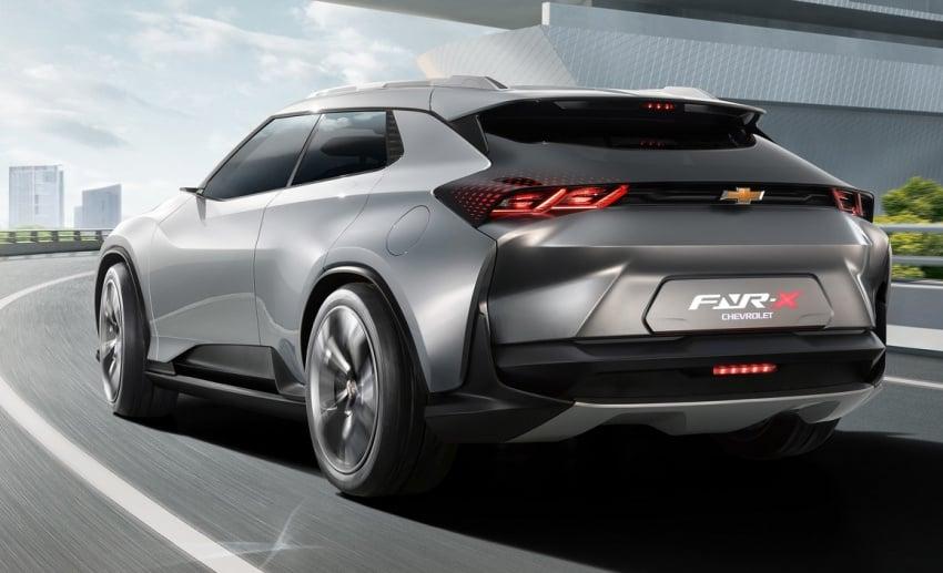 Chevrolet FNX-R concept debuts at Auto Shanghai Image #649036