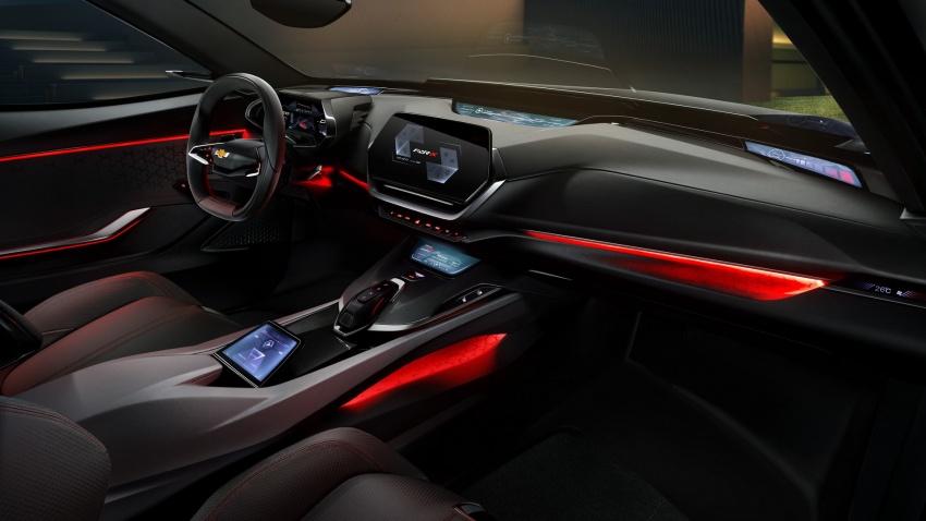 Chevrolet FNX-R concept debuts at Auto Shanghai Image #649037