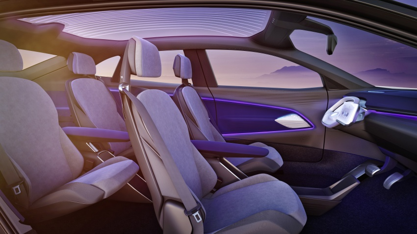 Volkswagen I.D. Crozz – coupe/SUV crossover EV debuts with 306 PS, all-wheel drive, 500 km range Image #647152