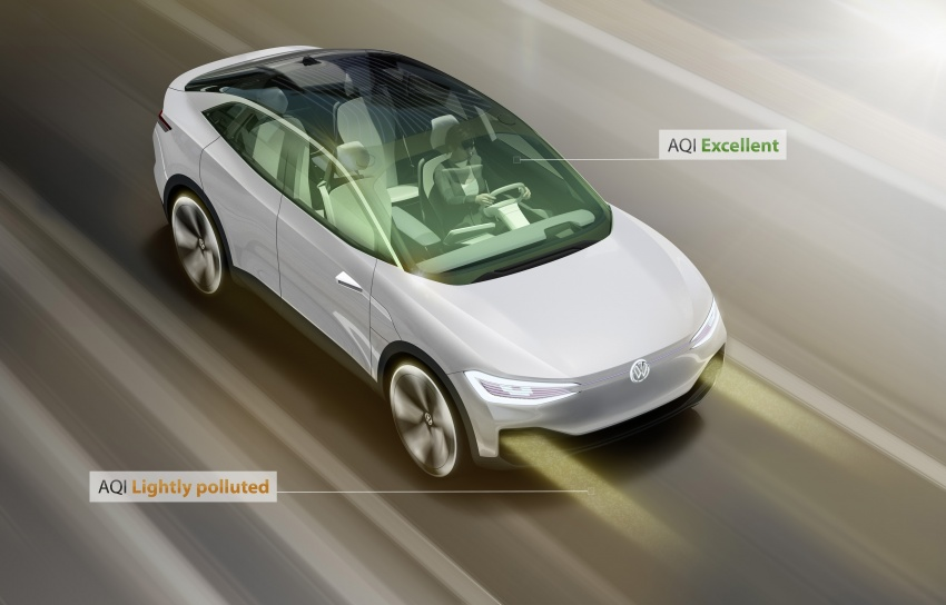 Volkswagen I.D. Crozz – coupe/SUV crossover EV debuts with 306 PS, all-wheel drive, 500 km range Image #647179