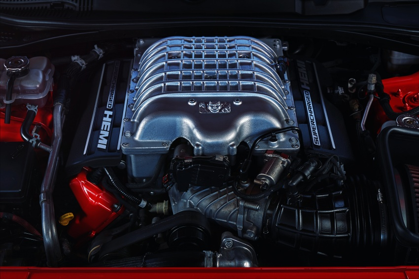 Dodge Challenger SRT Demon – world's quickest production car with 840 hp, 0-100 km/h in 2.3 secs Image #643940