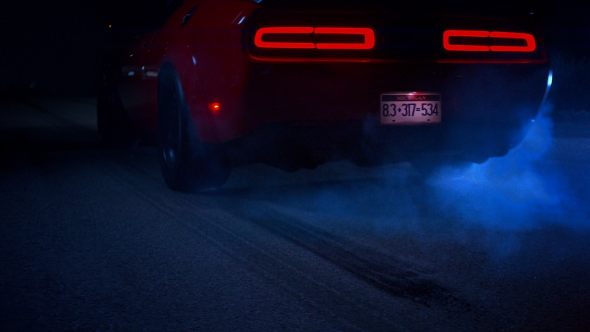 Dodge Challenger SRT Demon – world's quickest production car with 840 hp, 0-100 km/h in 2.3 secs Image #644018