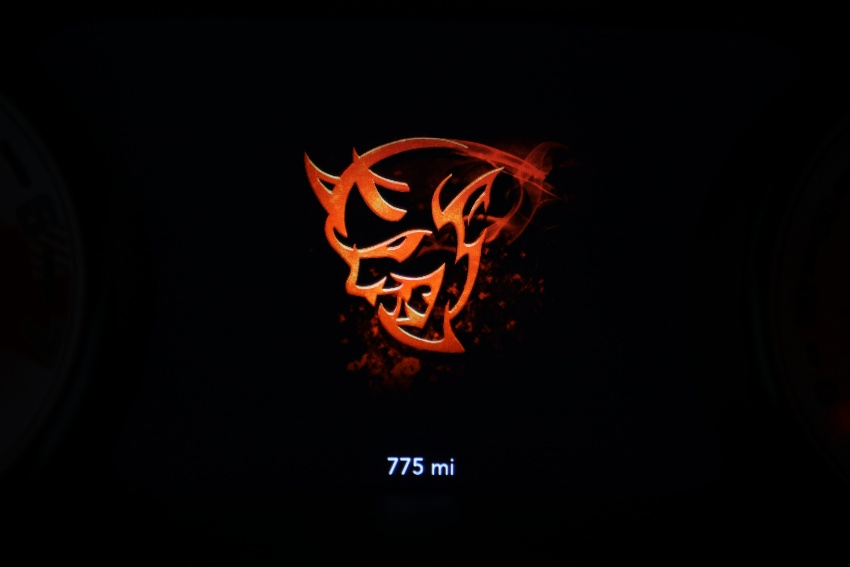 Dodge Challenger SRT Demon – world's quickest production car with 840 hp, 0-100 km/h in 2.3 secs Image #644042