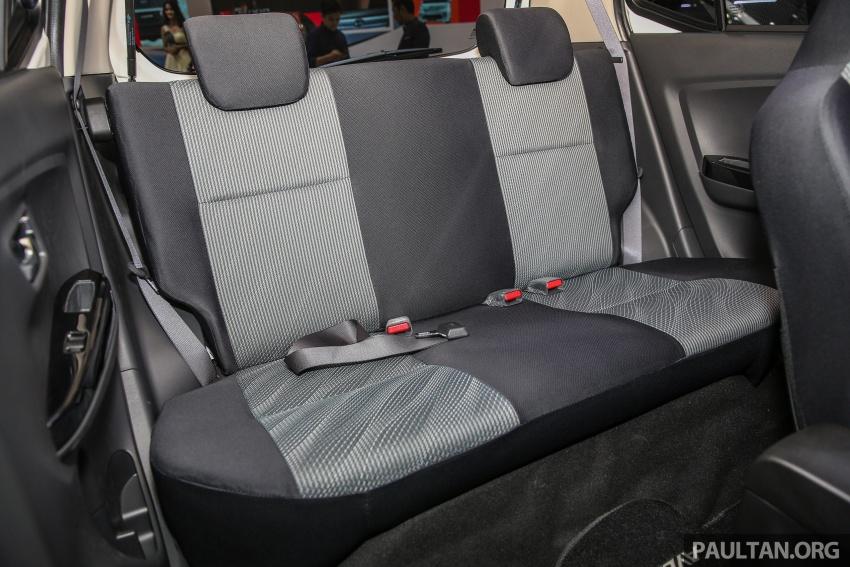 IIMS 2017: Daihatsu Ayla and Toyota Agya LCGC twins Image #651609