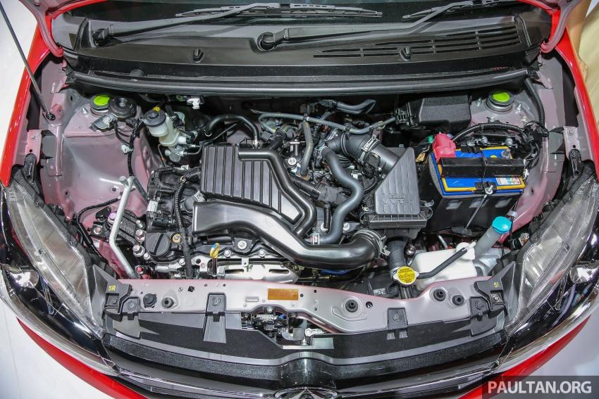 IIMS 2017: Daihatsu Ayla and Toyota Agya LCGC twins Image #651558