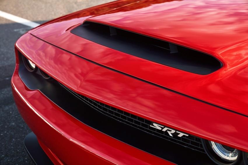 Dodge Challenger SRT Demon – kereta produksi paling pantas, padat dengan 840 hp dan 1,075 Nm Image #644213