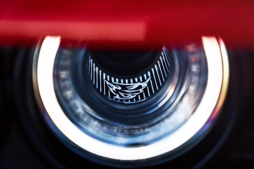 Dodge Challenger SRT Demon – kereta produksi paling pantas, padat dengan 840 hp dan 1,075 Nm Image #644221
