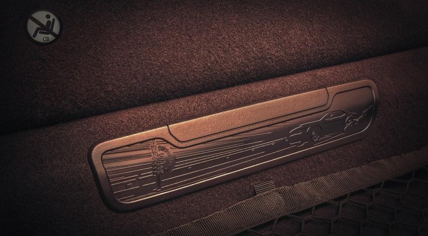 Dodge Challenger SRT Demon – kereta produksi paling pantas, padat dengan 840 hp dan 1,075 Nm Image #644233