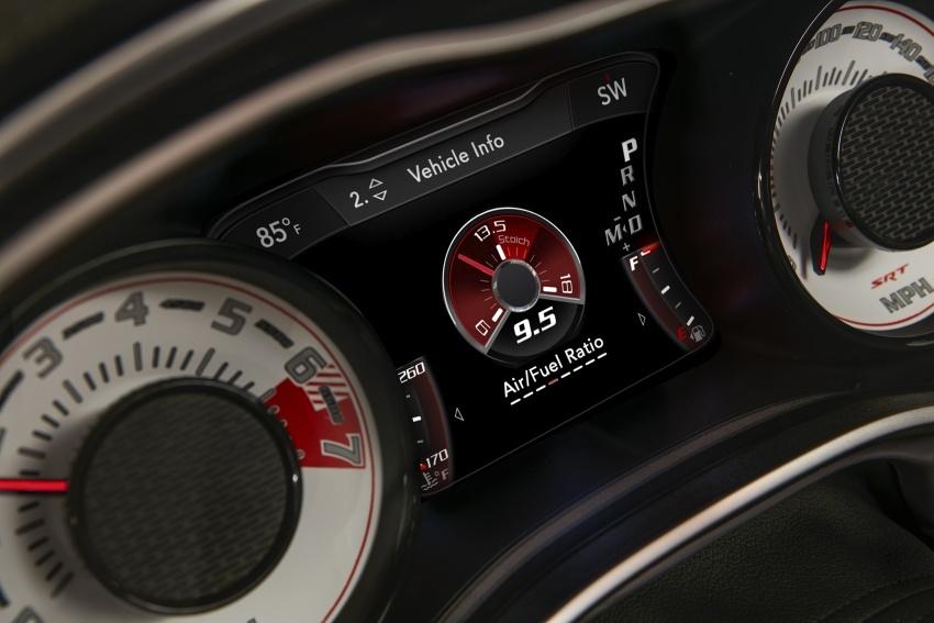 Dodge Challenger SRT Demon – kereta produksi paling pantas, padat dengan 840 hp dan 1,075 Nm Image #644234