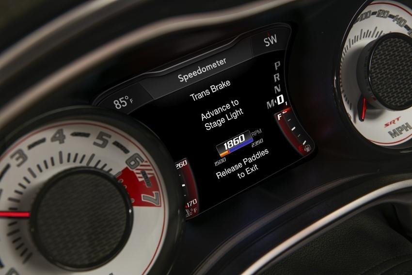 Dodge Challenger SRT Demon – kereta produksi paling pantas, padat dengan 840 hp dan 1,075 Nm Image #644236