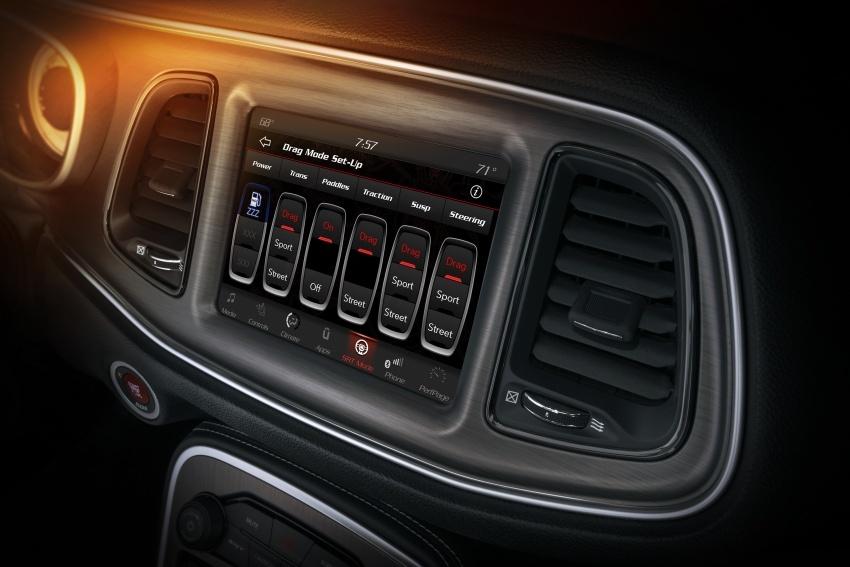 Dodge Challenger SRT Demon – kereta produksi paling pantas, padat dengan 840 hp dan 1,075 Nm Image #644244