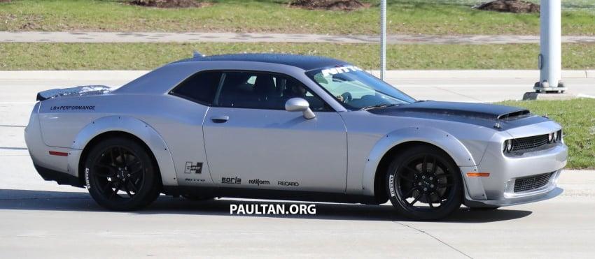 SPIED: Dodge Challenger Demon testing, launch soon Image #642688