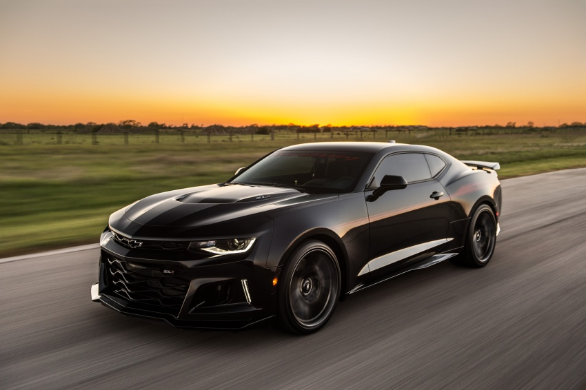 Hennessey unveils The Exorcist – casting out Demons with a 6.2L V8; 1,014 divine hp, 1,310 Nm of torque Image #642742