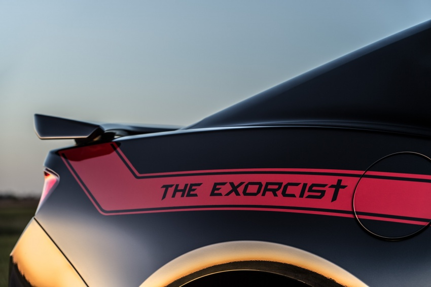 Hennessey unveils The Exorcist – casting out Demons with a 6.2L V8; 1,014 divine hp, 1,310 Nm of torque Image #642750