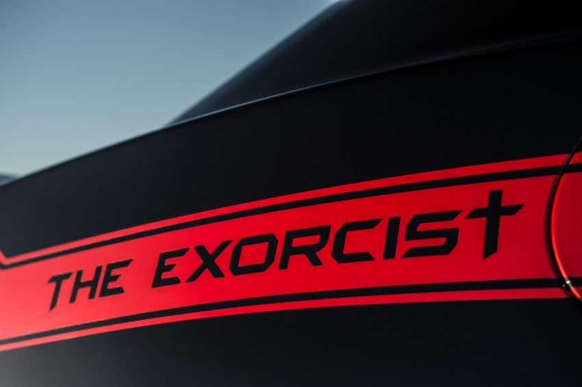 Hennessey unveils The Exorcist – casting out Demons with a 6.2L V8; 1,014 divine hp, 1,310 Nm of torque Image #642734