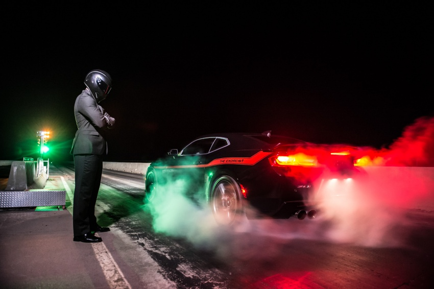 Hennessey unveils The Exorcist – casting out Demons with a 6.2L V8; 1,014 divine hp, 1,310 Nm of torque Image #642752