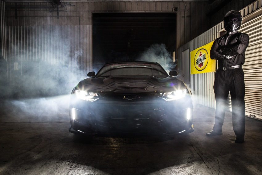 Hennessey unveils The Exorcist – casting out Demons with a 6.2L V8; 1,014 divine hp, 1,310 Nm of torque Image #642753