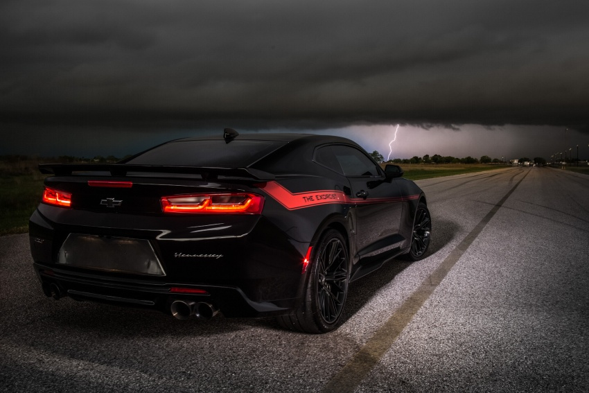 Hennessey unveils The Exorcist – casting out Demons with a 6.2L V8; 1,014 divine hp, 1,310 Nm of torque Image #642754
