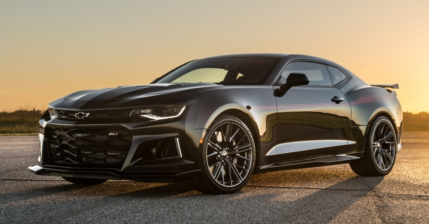 Hennessey unveils The Exorcist – casting out Demons with a 6.2L V8; 1,014 divine hp, 1,310 Nm of torque Image #642737