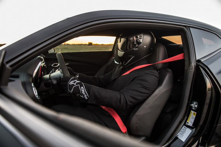 Hennessey unveils The Exorcist – casting out Demons with a 6.2L V8; 1,014 divine hp, 1,310 Nm of torque Image #642741