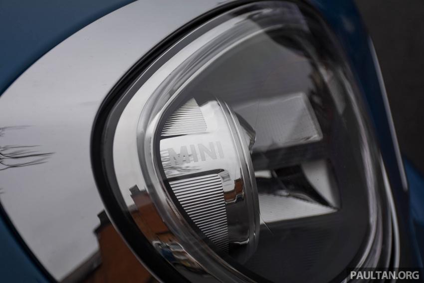 DRIVEN: F60 MINI Cooper S Countryman in the UK Image #644797